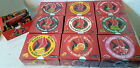 FULL Box 100 Golden River  Scented Shisha Hookah Charcoal 33mm LONG Burn Discs