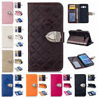 For Samsung Galaxy Grand Prime G530H Luxury Leather Stand Card Pocket Case Cover