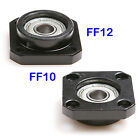 1Pc Ballscrew End Supports Bearing Mounts Blocks CNC FF10 / FF12
