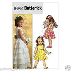 Butterick 4967 Easy Sewing Pattern to MAKE Pretty Bridesmaid or Special Dresses