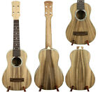 Concert Ukulele Kit, Solid Acacia Koa,No Polish, Aquila strings KITKC03-05~03-15