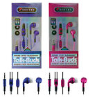 Talk-Buds Eadbuds with Mic by Sentry, Iphone, Ipod/Blackberry
