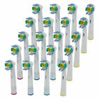 Electric Tooth brush Heads for Braun Oral-B 3D WHITE PRO BRIGHT USA 18A-5X HOT#+