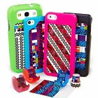 Make Your Case iPhone & iPod Case makers Choose Needlepoint, Decor Tape Spin Art