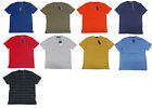 $195 Ralph Lauren Purple Label Italy Mens Short Sleeve Logo Solid Slim Tee Shirt