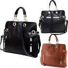 Fashion Womens Leather Purse Handbag Messenger Clutch Shoulder Bag Satchel Tote