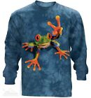 New PEACE OUT FROG Victory Long Sleeve Shirt by The Mountain $19.99 USD on eBay