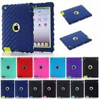 New Shockproof Defensive Heavy Duty Hybrid Protect Case Cover For iPad 2 3 4