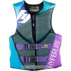 Hyperlite Ladies Flex Vest, Blue/Purple