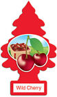6-10-24 Little Trees Hanging Air Freshener Choose Scent Car Truck RV Home Office