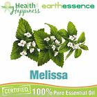 earthessence MELISSA ~ CERTIFIED 100% PURE ESSENTIAL OIL ~ Therapeutic Grade
