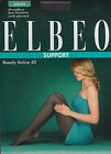 Elbeo Beauty Active 40, pantyhose, 3 pack, light support, semi-opaque