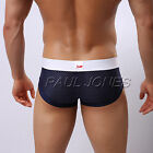 Sexy Men's Underwear Mesh Briefs Boxer Shorts Comfort UnderpantsTrunks Lingeries