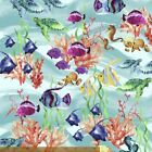 Windham Whistler Studios Aquatic Quilt Fabric By The Yard