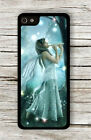 ELF MUSICIAN MAGICAL FIREFLY FOREST CASE FOR iPHONE 4 , 5 , 5c , 6 -fds2Z