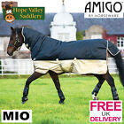 Horseware Amigo Mio All In One Lite Lightweight Turnout Rug (Full/Fixed Neck)