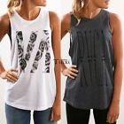 Sexy Women Summer Vest Top Sleeveless Shirt Blouse Casual Tank Tops T-Shirt
