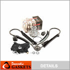 04-08 Ford F150 Lincoln 5.4L 3-Valve Timing Chain HP-Oil Pump GMB Water Pump Kit