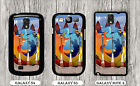 SURF BOARDS ON BEACH CASE FOR SAMSUNG GALAXY S3 S4 NOTE 3 -ljn9Z