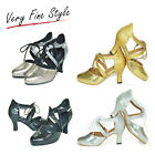 New Women PU Ballroom Modern Dance Shoes 277