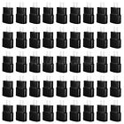 100x Lot Black USB Universal Travel 2.0A Wall Charger for Apple LG Samsung HTC