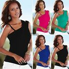 Fashion Women Summer Vest Top Sleeveless Blouse Casual Tank Tops T-Shirt TXCL