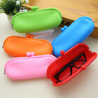 Silicone Sunglasses Reading Glasses Carry Case Bag Box Travel Pack Pouch AA13