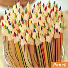Sketching Pencils Rainbow Color Pencil 4 in 1 Colored Drawing Painting Pencils