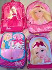 Barbie Backpacks Several Fun Styles - Patterns MSRP $30 Brand New with Tags