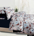 Soft Feel STAFFORD Floral Printed Quilt Doona Duvet Cover Set - SINGLE DOUBLE