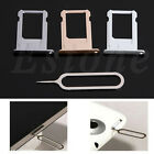 """Grey Gold Silver Nano Sim Card Tray Slot Holder Replacement for iPhone 6 4.7"""""""