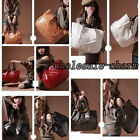 5 Colors New Fashion Big Capacity Designed PU Leather Shoulder Bag Hobo Tote Bag