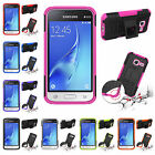 For Samsung Galaxy J1 Mini/Nxt Heavy Kickstand PC Rubber Rugged Armor Case Cover