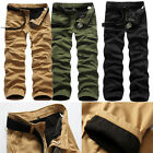 Army Men Cotton Combat Fleece Lined Cargo Pant Army Work Trousers Winter Pants