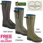 Le Chameau Vierzonord Homme Mens Wellies (FREE UK DELIVERY)