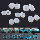 Ring DIY Mold Transparent Craft Accessories Silicon Mould Tools Jewelry Making