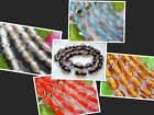 11x16MM New Rose Lampwork Glass Drum Loose Beads 25PCS GD047A