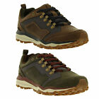Merrell All Out Crusher Brown Green Leather Mens Trainer