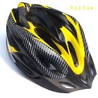 Unisex New MTB Bicycle Helmet Cycling Road Bike Riding Hat Equipment Accessories