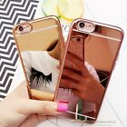 Luxury Ultra-thin Soft Silicone TPU Mirror Case Cover For Apple iPhone 6 6S Plus <br/> ✔ iPhone 8 ✔ 8 Plus✔7 ✔7 Plus✔5✔5S✔SE✔