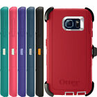 New! Otterbox Defender Case For Samsung Galaxy S6 W/ Belt Clip, All Colors