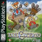 Tail Concerto - PS1 PS2 Playstation Game