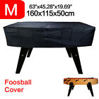 "63""x45"" Foosball Billiard Table Cover Outdoor Waterproof Dust 190T 210D 300D"