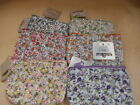 Pretty Ditsy Flower Quilted Fabric Purse Great Party Bag Filler 6,12, 18, 24
