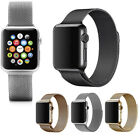 Magnetic Milanese Stainless Steel Loop iWatch Strap Band for Apple Watch 42MM