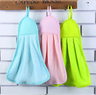 Soft Kitchen Bathroom Coral Velvet Hanging Super Quick-Drying To Wipe Towel