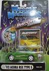 Acura RSX Type S Muscle Machines 2002 green diecast 1/64 scale rs-x NIB!