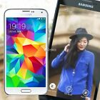 Samsung Galaxy S5 16GB SM-G900T (T-MOBILE 4G FACTORY GSM UNLOCKED) EU Version DZ