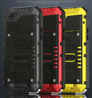 Luphie Sealed Life Waterproof Shockproof Metal Case Cover For iPhone 6s 7 Plus