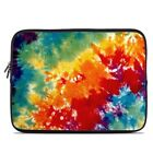 Zipper Sleeve Bag Cover - Tie Dyed - Fits Most Laptops + MacBooks